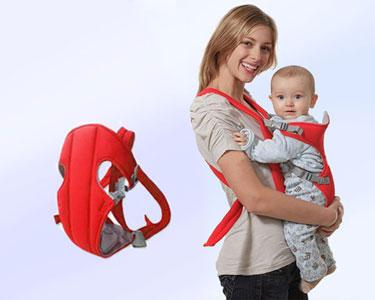 Marsúpio «Porta-bebé» | Máximo Conforto para o Seu Filho