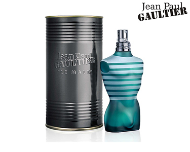 Perfume Le Male EDT - 75ml ou 125ml | John Paul Gaultier