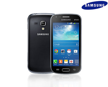 Smartphone Samsung® Galaxy S Duos 2 | Android 4.2 Dual-core 1.2 GHz