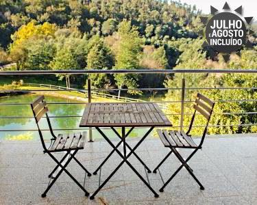 Verão a Dois no Gerês! 2, 3, 5 ou 7 Nts de Natureza na Quinta do Lago