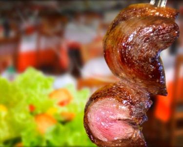 Rodízio Argentino de 5 Carnes c/ Bebida para Dois | Alcântara