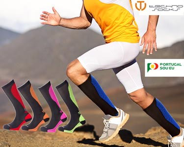 Meias de Compressão para Desporto Technosocks®