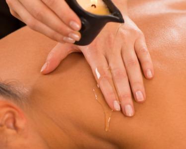 Massagem Relaxamento de Velas | 50 Minutos - O Prazer do Calor