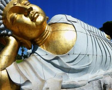 Noite a Dois & Entradas Jardim ``Buddha Eden´´ | A Coutada