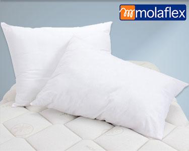 Almofada Hipoalergénica Molaflex® | Conforto e Suavidade