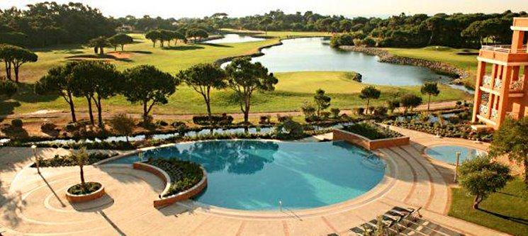 Noite de Sonho & Spa no Hotel Quinta da Marinha Resort 5*