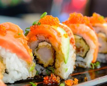 Menu Completo de Sushi para Dois | Praceta 111 - Gaia