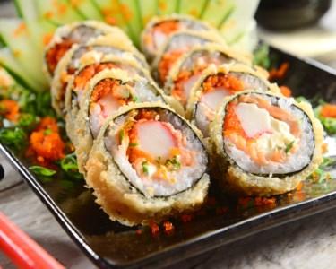 Um Mundo de Sushi para Dois na Praceta 111 | Gaia