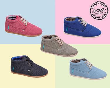 Paez® Boots | Originalidade & Conforto