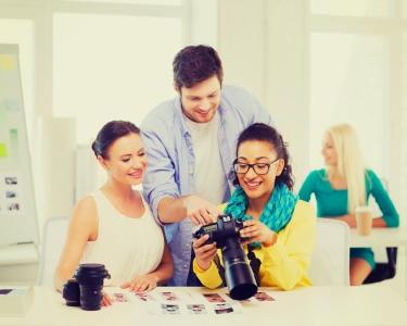 Aprenda a Trabalhar com a sua Câmara | Oficina de Fotografia