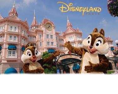 Verão na Disneyland® Paris | 4 Noites ao Preço de 2 + Entradas nos Parques