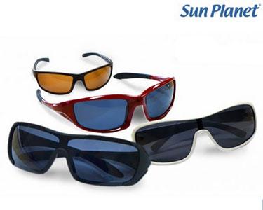 Óculos Desportivos Sun Planet® | Aventura, Montanha, Neve ou Praia!