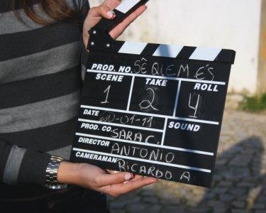 Workshop «Vamos Fazer um Filme!» | De 30 de Março a 3 de Abril | Porto
