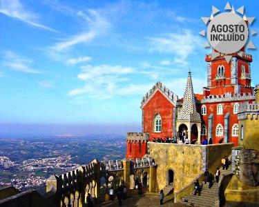 Paixão em Sintra c/ Visita ao Palácio da Pena | Sarrazola House