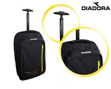 Mala de Cabine com Rodas Diadora® | Confortável & Prática