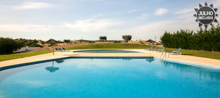 Verão no Alentejo: 2 a 3 Noites em Moradia para até 8 Pessoas - Reúne a família e amigos!