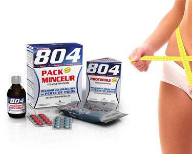 Pack 804® | Emagreça 4kg em 8 dias