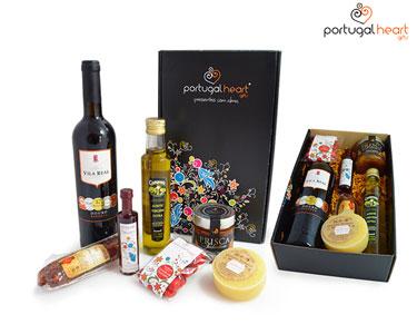 Cabaz Gourmet Especial | Portugal Heart®