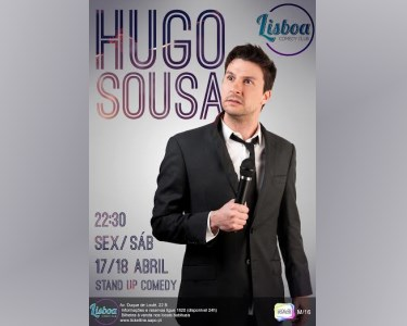 Stand-up Comedy | Hugo Sousa | Lisbon Comedy Club