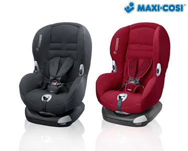 Cadeira Maxi-Cosi® ��Priori XP» | Grupo 1 | Vermelho ou Preto