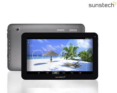 Tablet 10,1´´ sunstech® com Processador Quad-Core
