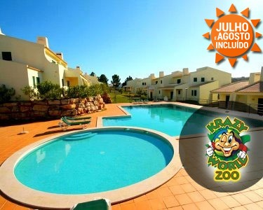 Férias no Glenridge Beach & Golf Resort | 2 a 7 Noites no Algarve