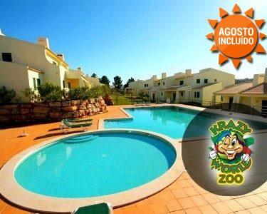 Férias a 4 é no Algarve! 2 a 7 Noites no Glenridge Beach & Golf Resort