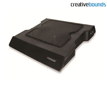 Base Refrigeradora Creative Bounds�� c/ 2 Portas USB