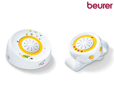 Babyphone Beurer® | Intercomunicador com Bracelete