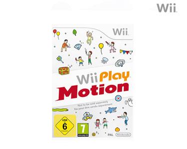Jogo Wii Play Motion com 7 Acessórios