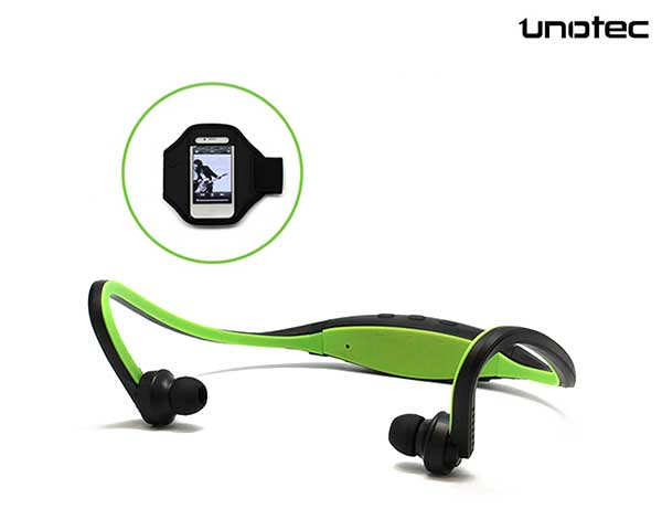 Auriculares Bluetooth Unotec® | Ideal para Desporto!