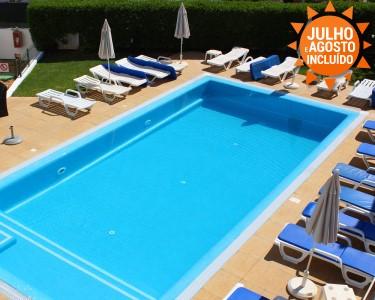 Verão de 3 a 7 Noites no Algarve   Hotel S. Sebastião Boliqueime
