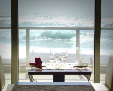 Jantar Romântico com Vista Oceano para Dois   Arribas Terrace   Sintra