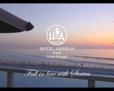 Jantar Romântico na Praia Grande   Hotel Arribas - Sintra