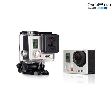 Câmara GoPro HD Hero3 | White Edition