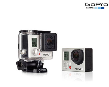 Câmara GoPro HD Hero3 | White Edition