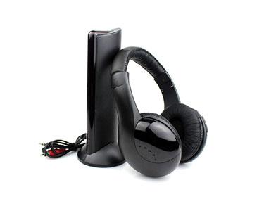 Auricular Wireless 5 em 1 | Versatilidade sem Fios