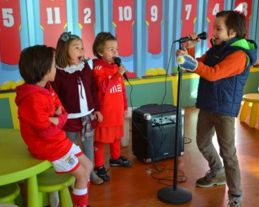 Festa de Aniversário na Escolinha do Figo | 4 Temas & 4 Locais