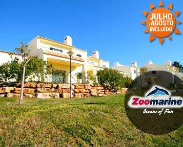 2 a 7 Noites em Albufeira + Entradas para o Zoomarine, agora desde 114€ (Abril a Setembro)