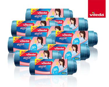 375 Sacos do Lixo Style 30L | Vileda®