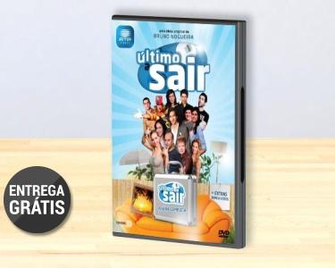 DVD «Último a Sair» | A S��rie Completa + Extras Nunca Vistos