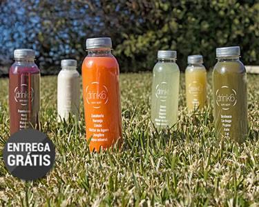 Plano Sumos Detox 100% Naturais | Drink6 by Nutrimedic