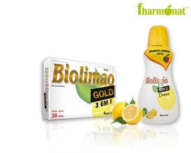 Biolimão Gold Xarope ou Comprimidos