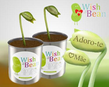 Feijões Mágicos Wish A Bean | Um Presente Especial para a Melhor Mãe!