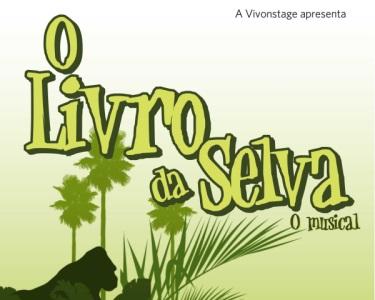 «O Livro da Selva» - Musical Familiar na Aula Magna | 16 de Maio