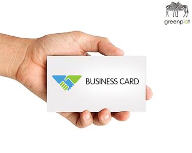 Impressão Digital de 100 ou 200 Cartões de Visita