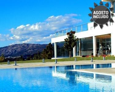 Água Hotels Mondim de Basto 4* | 2 a 5 Nts c/ Opção de Meia Pensão