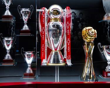 Visita ao Museu + Oferta Cachecol & Visita ao Estádio | Pack Benfica