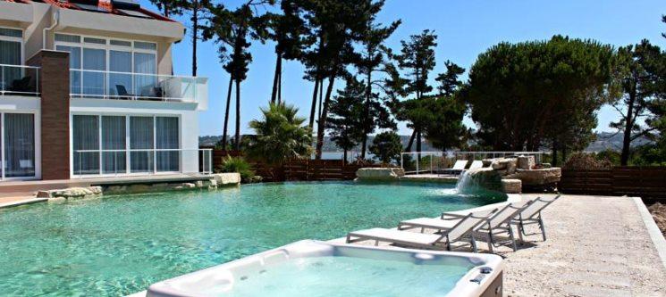 Noite de Requinte & Spa a Dois | Óbidos Lagoon Wellness Retreat
