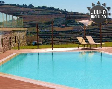Água Hotels Douro Scala 5* | 1 a 5 Nts em Meia-Pensão ou Tudo Incluído